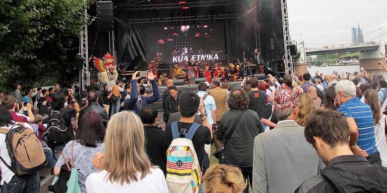 Seni dan Budaya Indonesia Jadi Bintang Europalia 2017