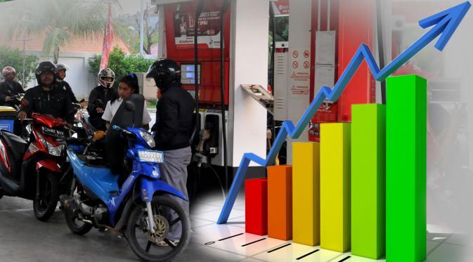 Konsumsi BBM di Wilayah Sumatera Barat Naik