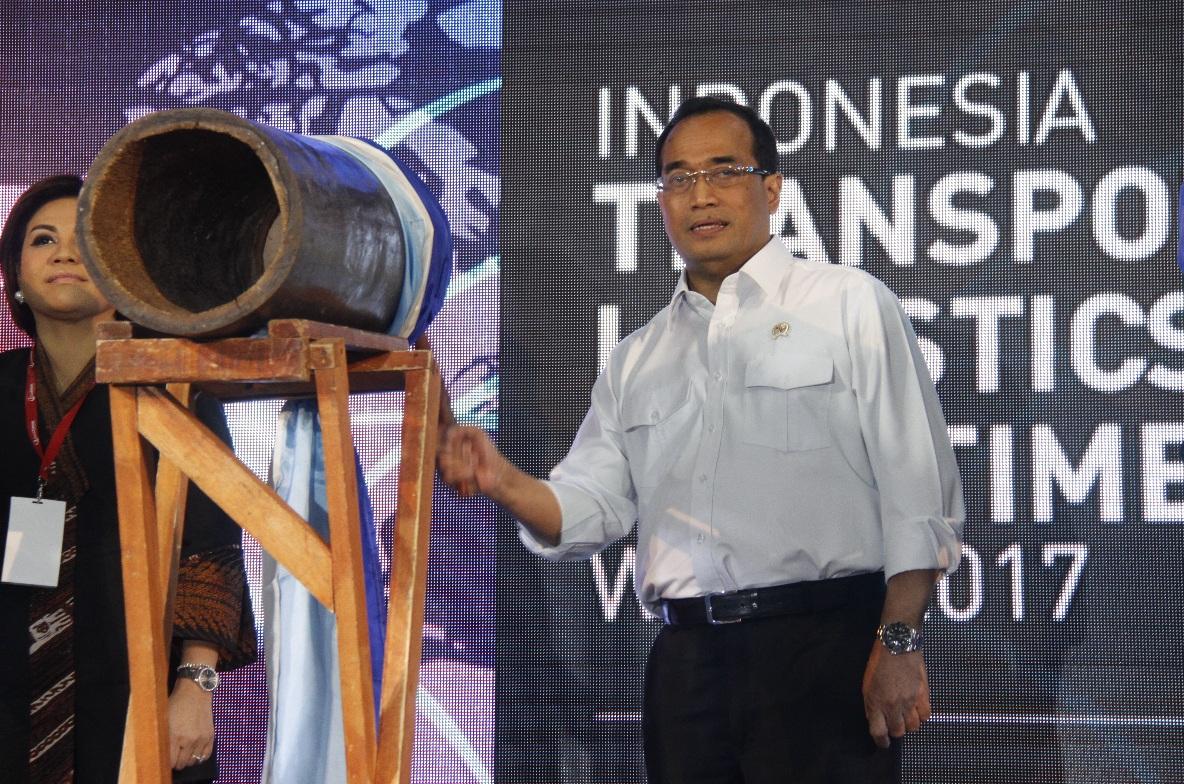 Yuk Lihat Pameran Transportasi, Logistik dan Maritim 2017