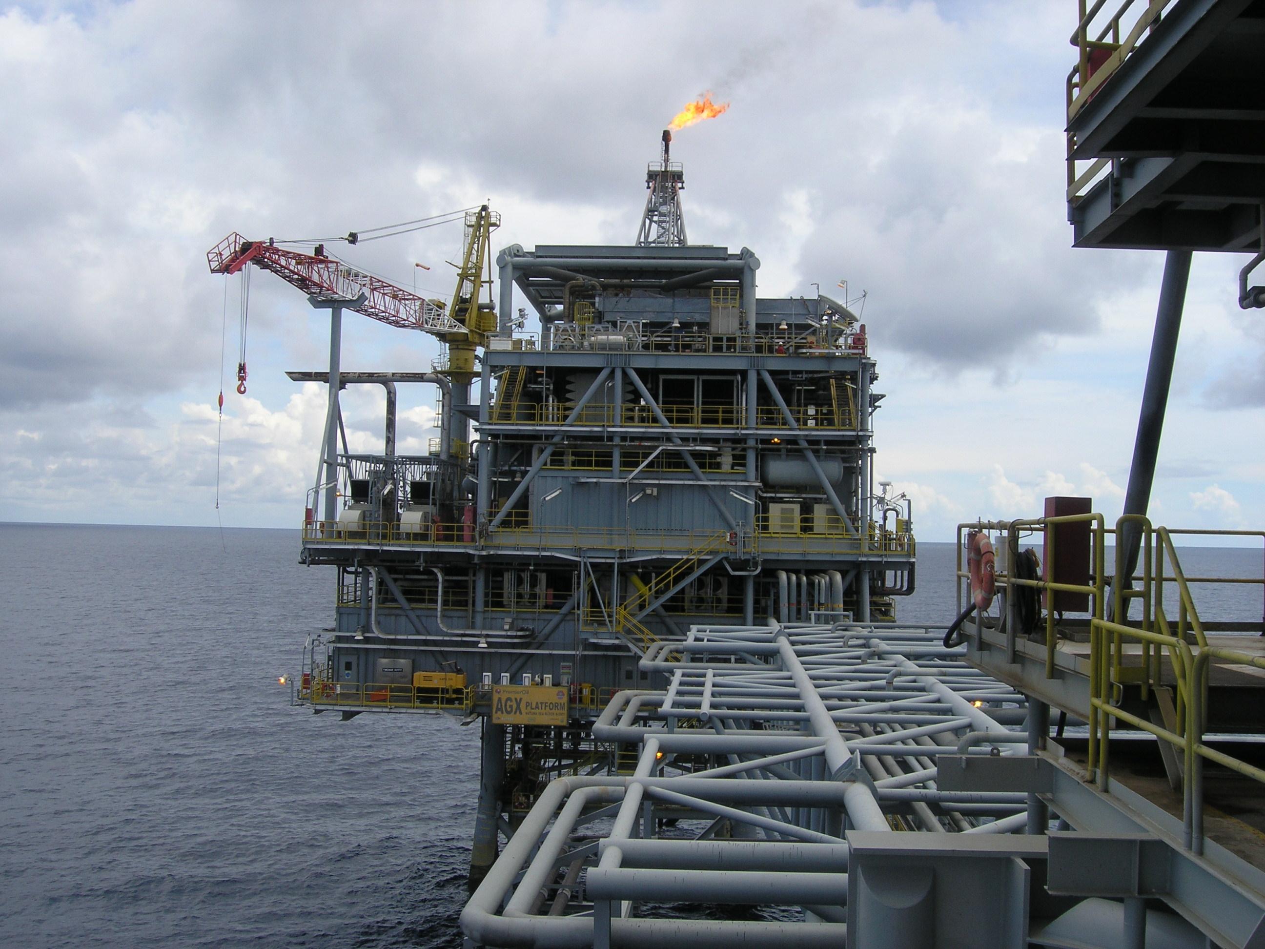 Premier Oil Mulai Kembangkan Tiga Lapangan Gas di Anambas
