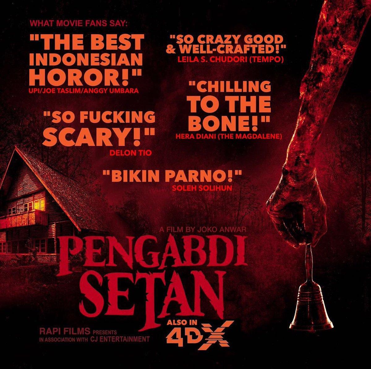 Pengabdi Setan Film Horor Indonesia Terbaik?