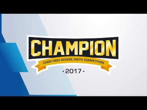 Casio Gelar CHAMPION 2017 di Empat Kota