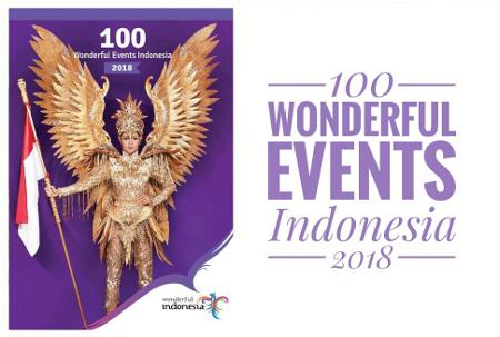 Ini Dia 100 Wonderful Event Indonesia