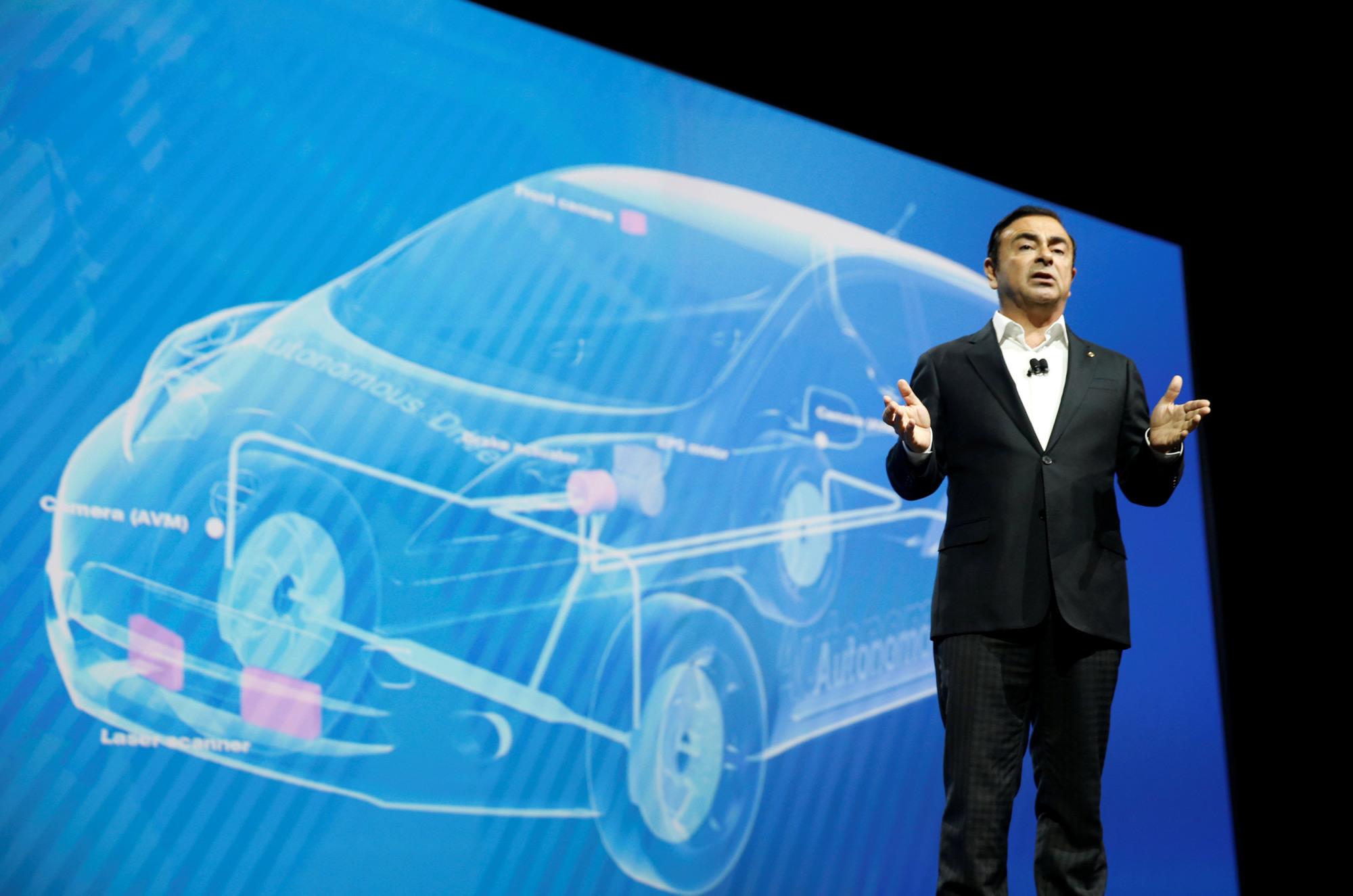 Tiga Produsen Mobil akan Dirikan Startup