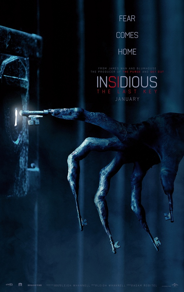 Kengerian Film Insidious: The Last Key