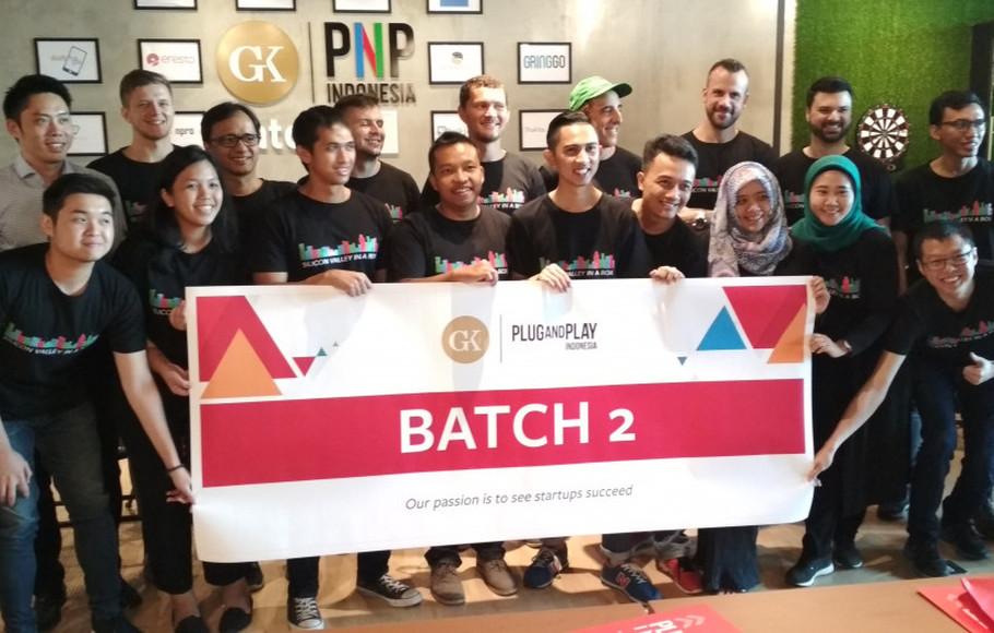 13 Startup Bakal Ikuti Program Akselerasi Plug and Play Indonesia Batch 2