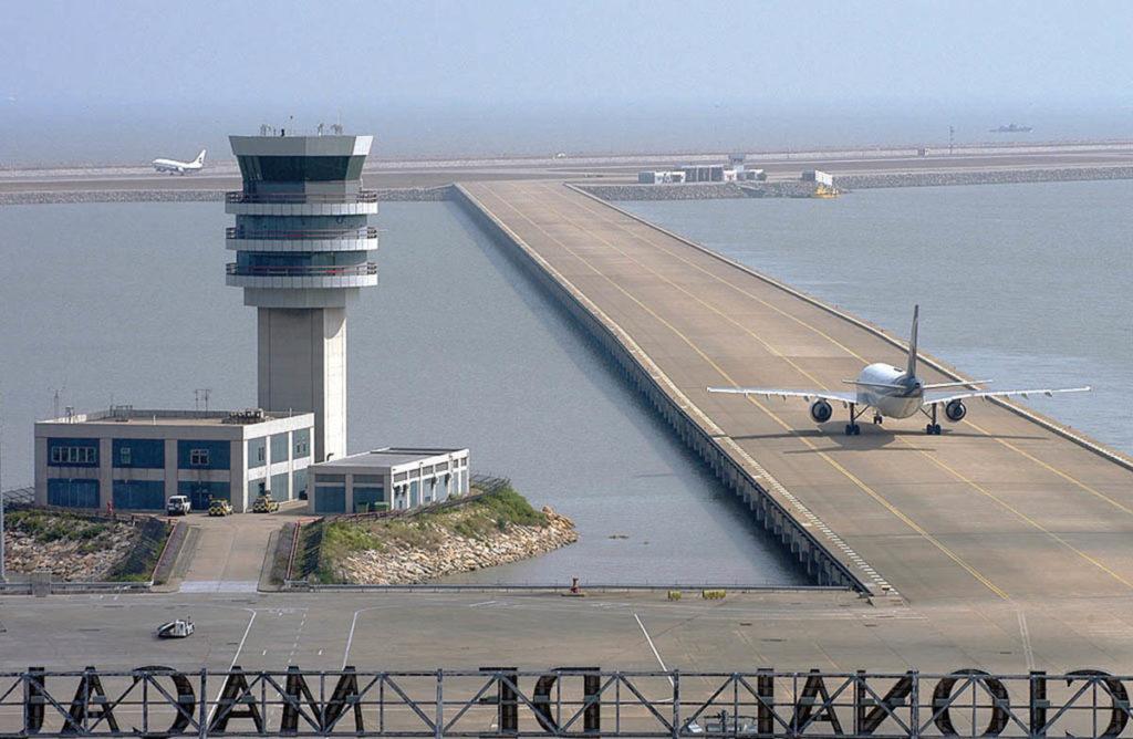 Ekstensi Bandara Macau Telah Dibuka