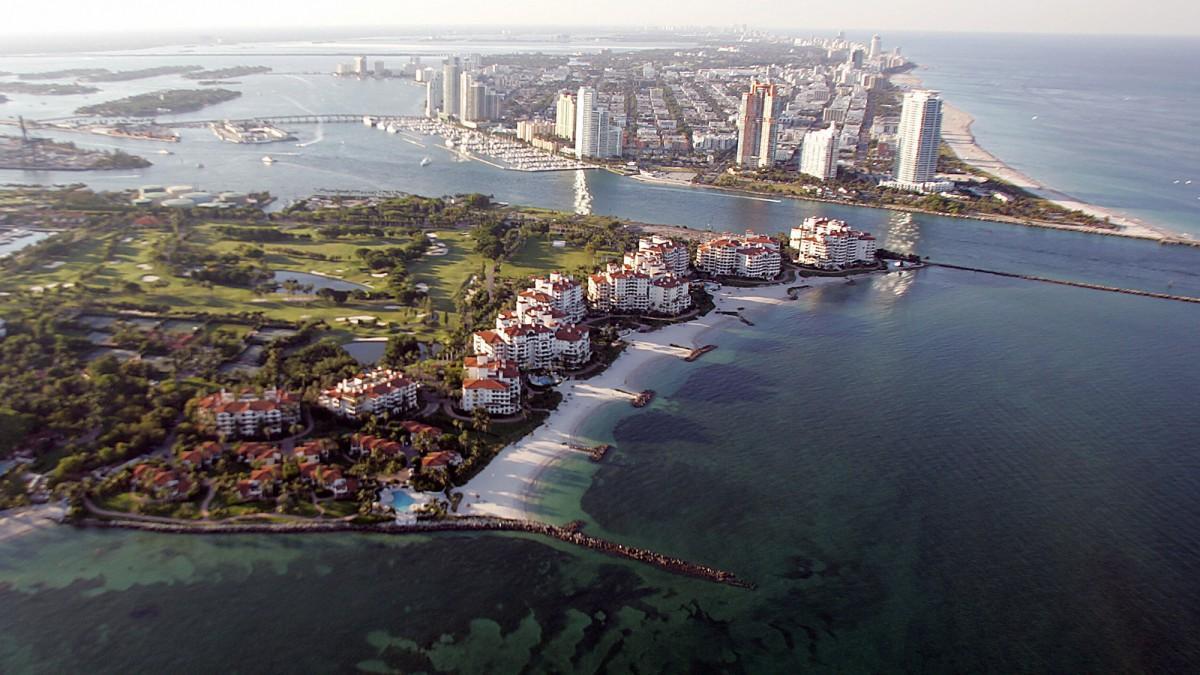 Pulau Fisher Pulaunya Para Jutawan Amerika