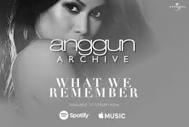 """Lagu Anggun """"What We Remember"""" Masuk Top 10 Billboard Dance Charts"""