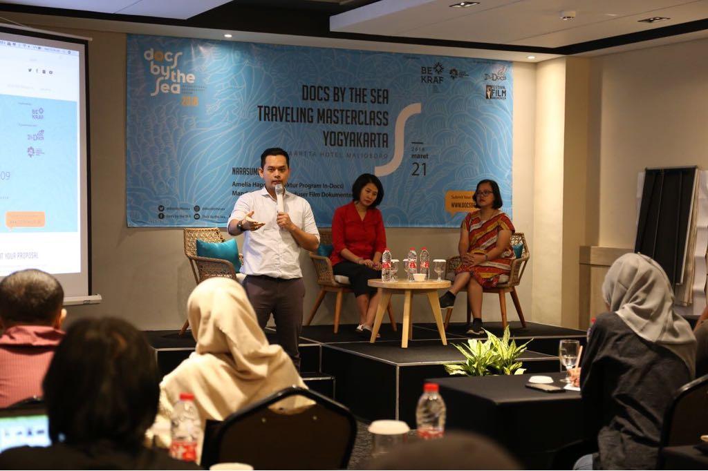 Bekraf akan Selenggarakan Forum Film Dokumenter Internasional