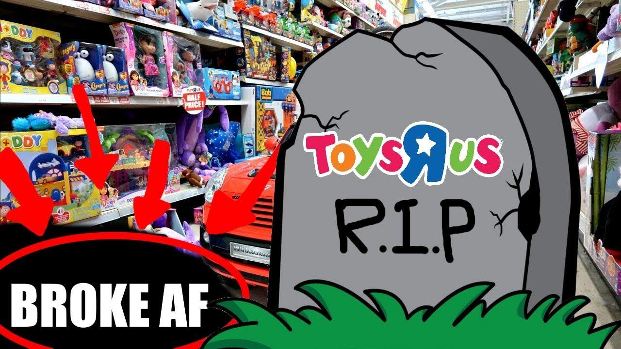 Kabar Duka dari Toys 'R' Us