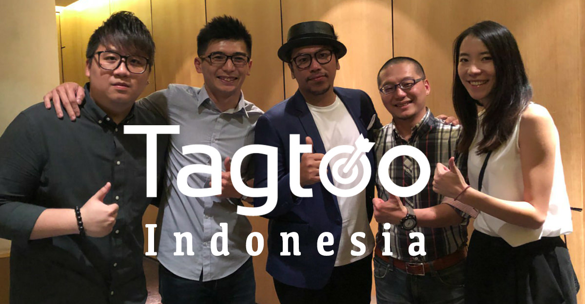 Ekspansi ke Indonesia, Tagtoo Gandeng Co-working Space EV Hive