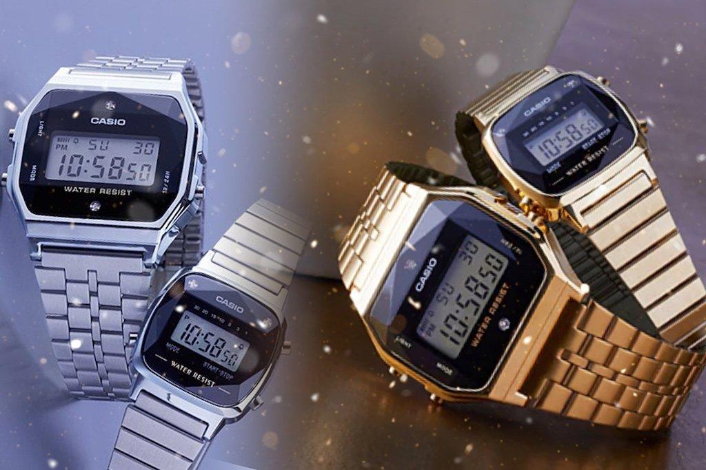 Casio Luncurkan Jam Tangan Berlian dengan Harga Terjangkau