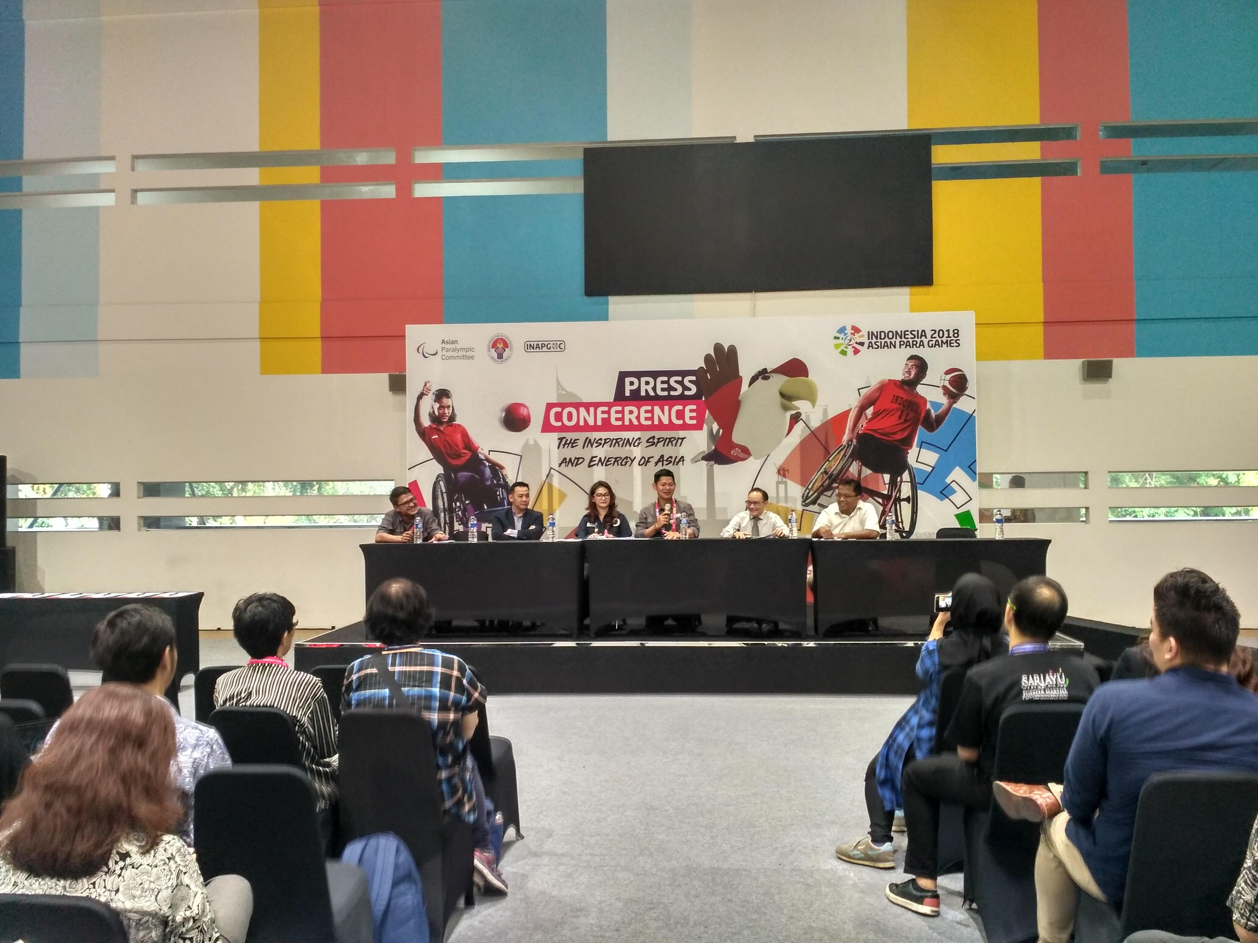 G-SHOCK dan BABY-G Dukung Asian Para Games 2018