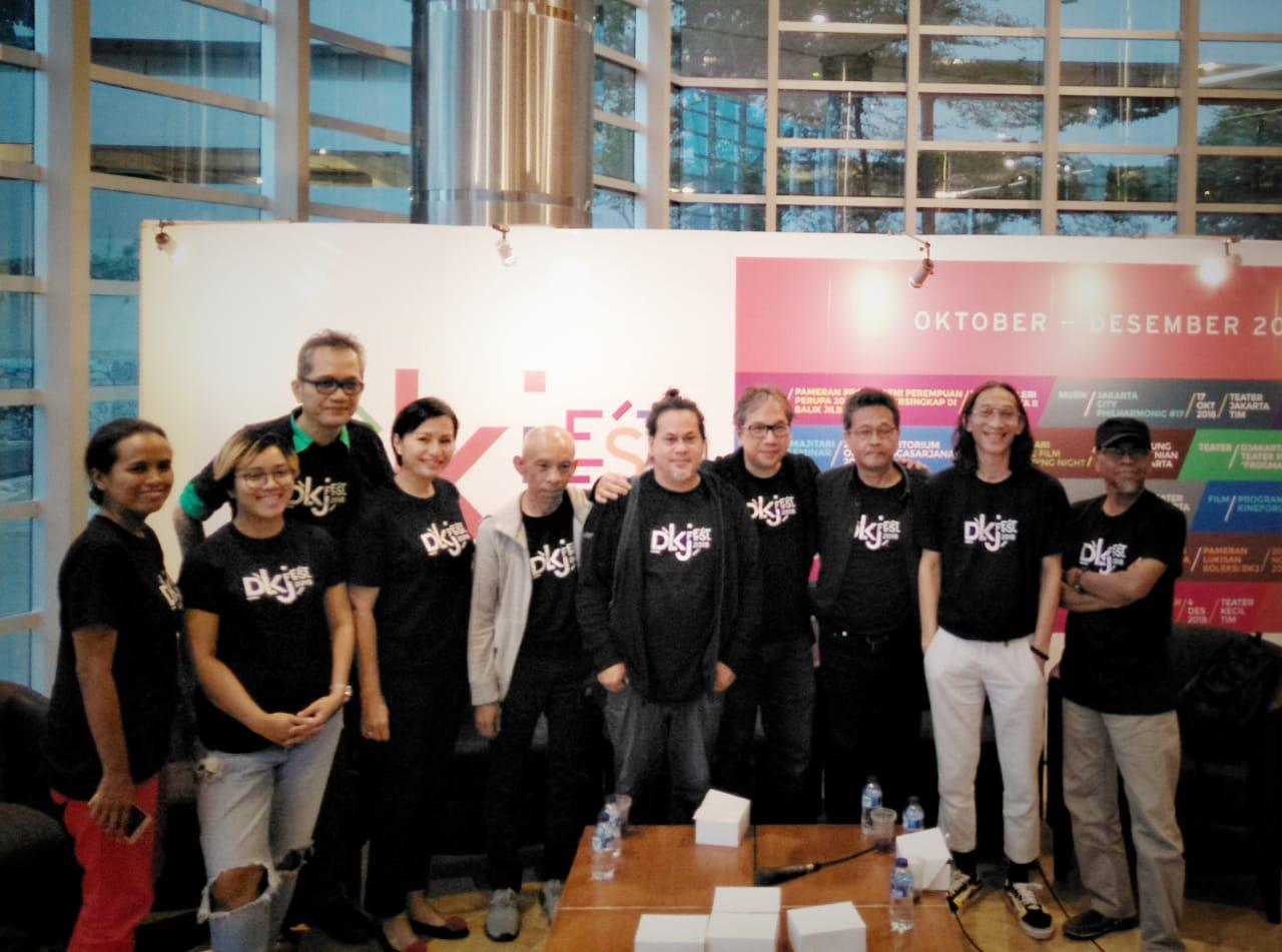 DKJ Fest 2018 Digelar Oktober – Desember 2018