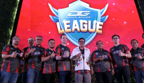Telkomsel Gelar Dunia Games League