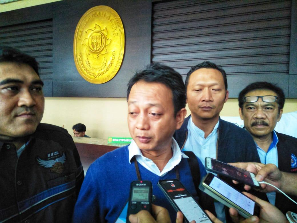 Karyawan Pertamina Datangi MA Ajukan Judical Review Permen 23 Tahun 2018