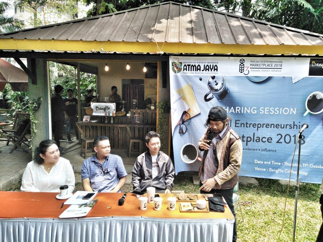Bangflo Globalkan Potensi Flores Lewat Coffee