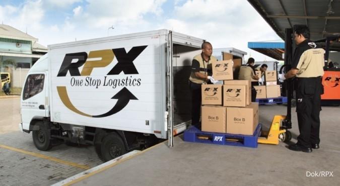 RPX Berharap Generasi Muda Jadi Inovator dalam Selesaikan Persoalan Logistik