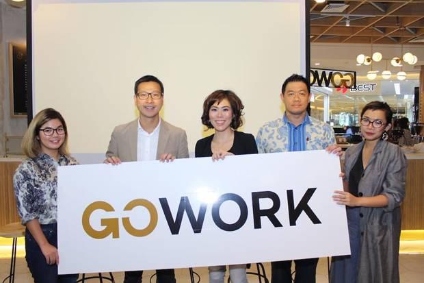 Startup GoWork Raih Pendanaan Rp 150 Miliar