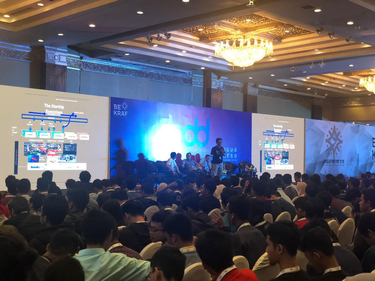 Bekraf Dorong Jogja Menjadi Kota Developer Industri Digital