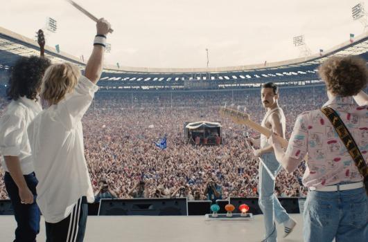 Film Bohemian Rhapsody Jadi Pelepas Rindu Terhadap Band Queen