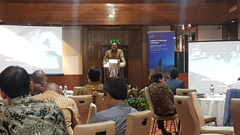 Indonesia Siapkan SDM untuk Manfaatkan Potensi Ekonomi Digital