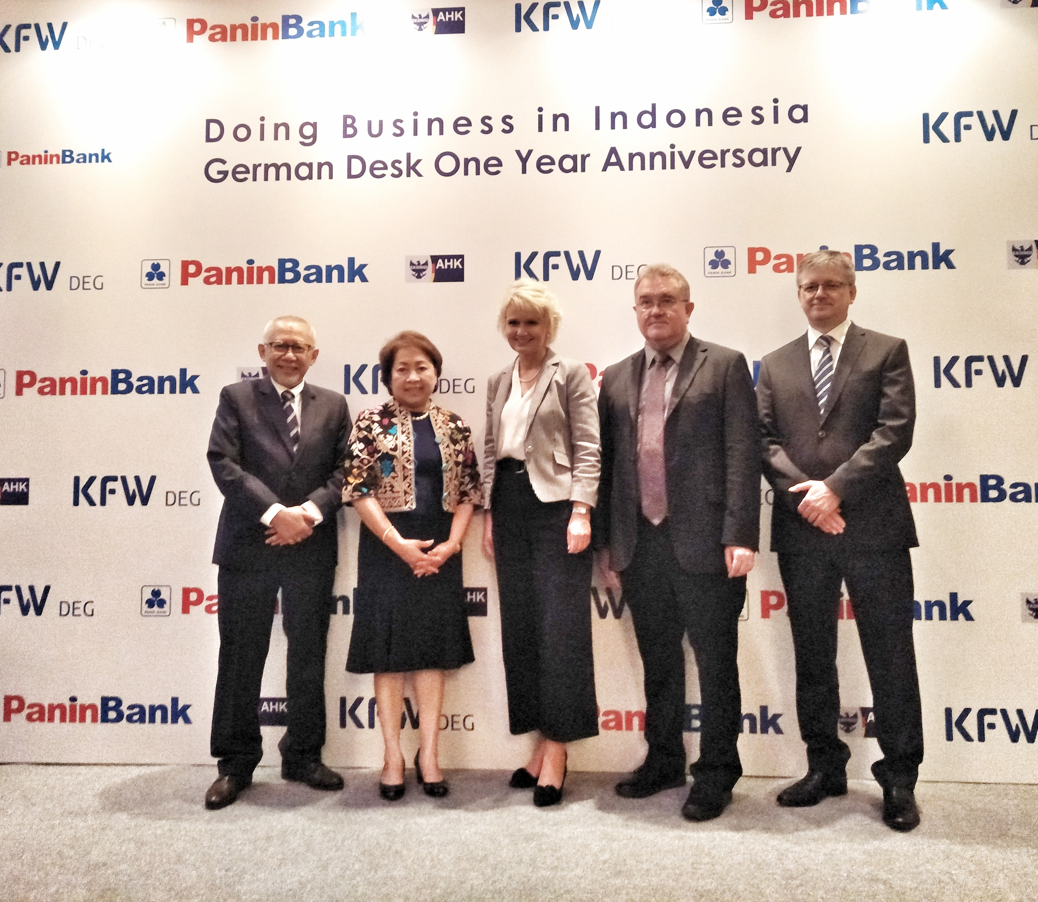 DEG-Panin Group adakan Seminar Doing Business in Indonesia