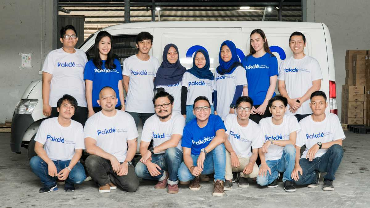 Startup Pakde Capai Kenaikan Transaksi pada Pendanaan Awal