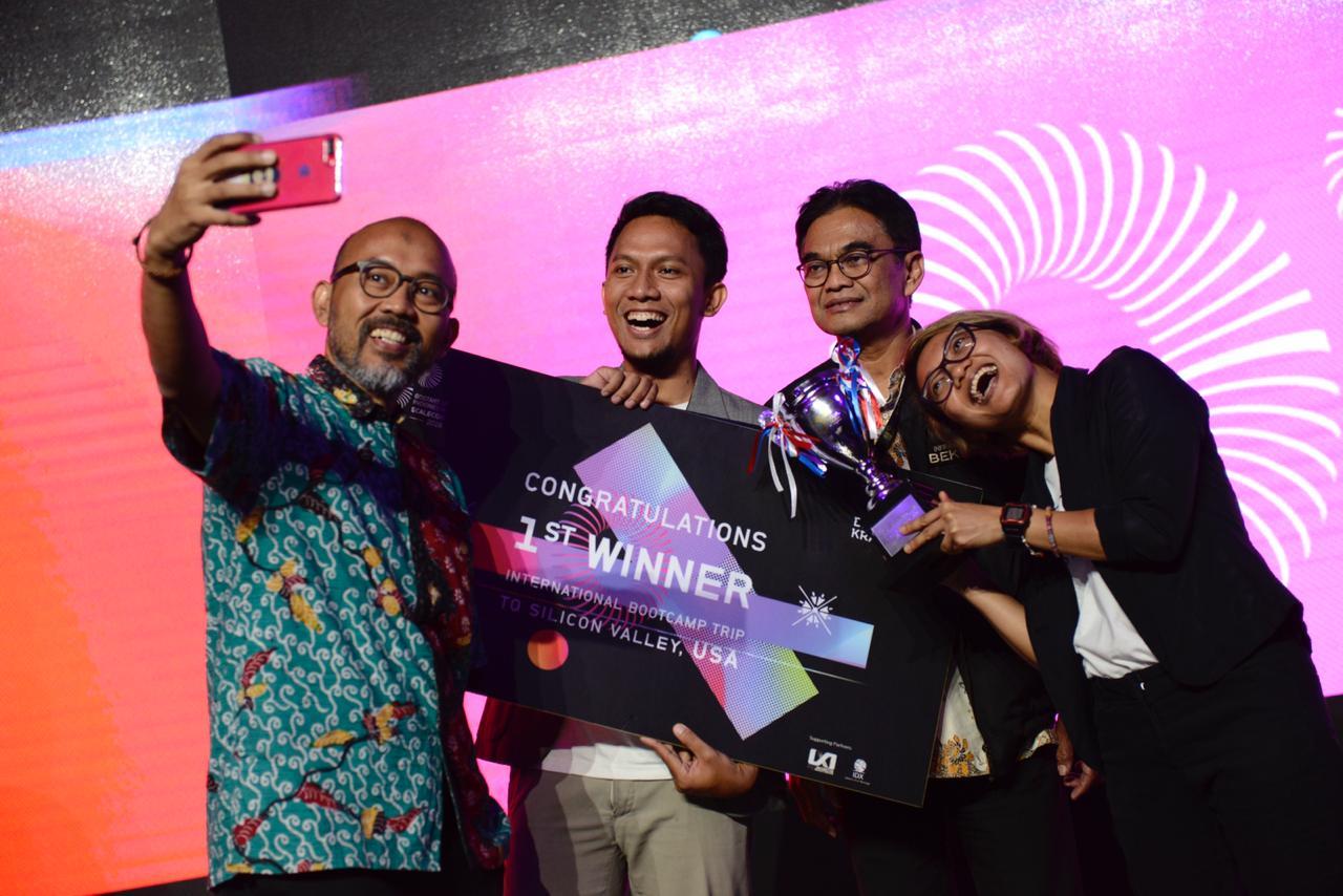 Inilah Para Pemenang GSI Scale Con 2018