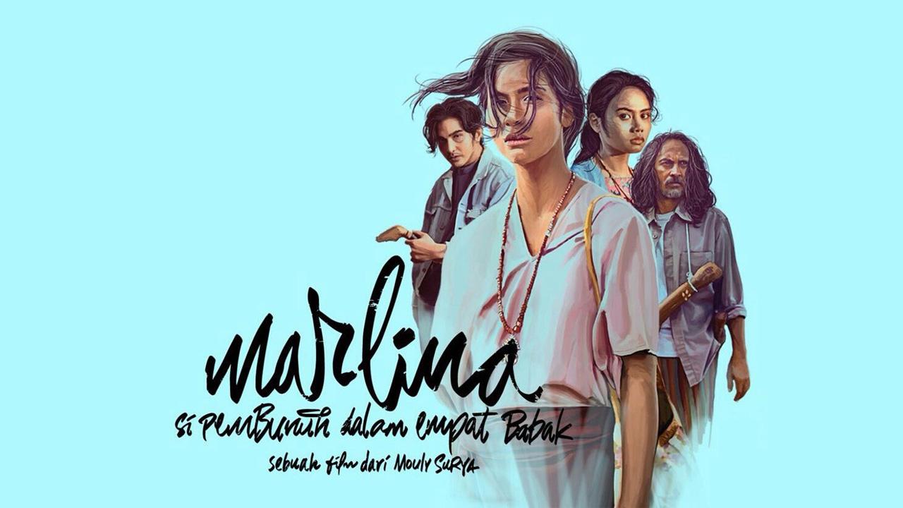 Film Marlina si Pembunuh dalam Empat Babak jadi Film Terbaik