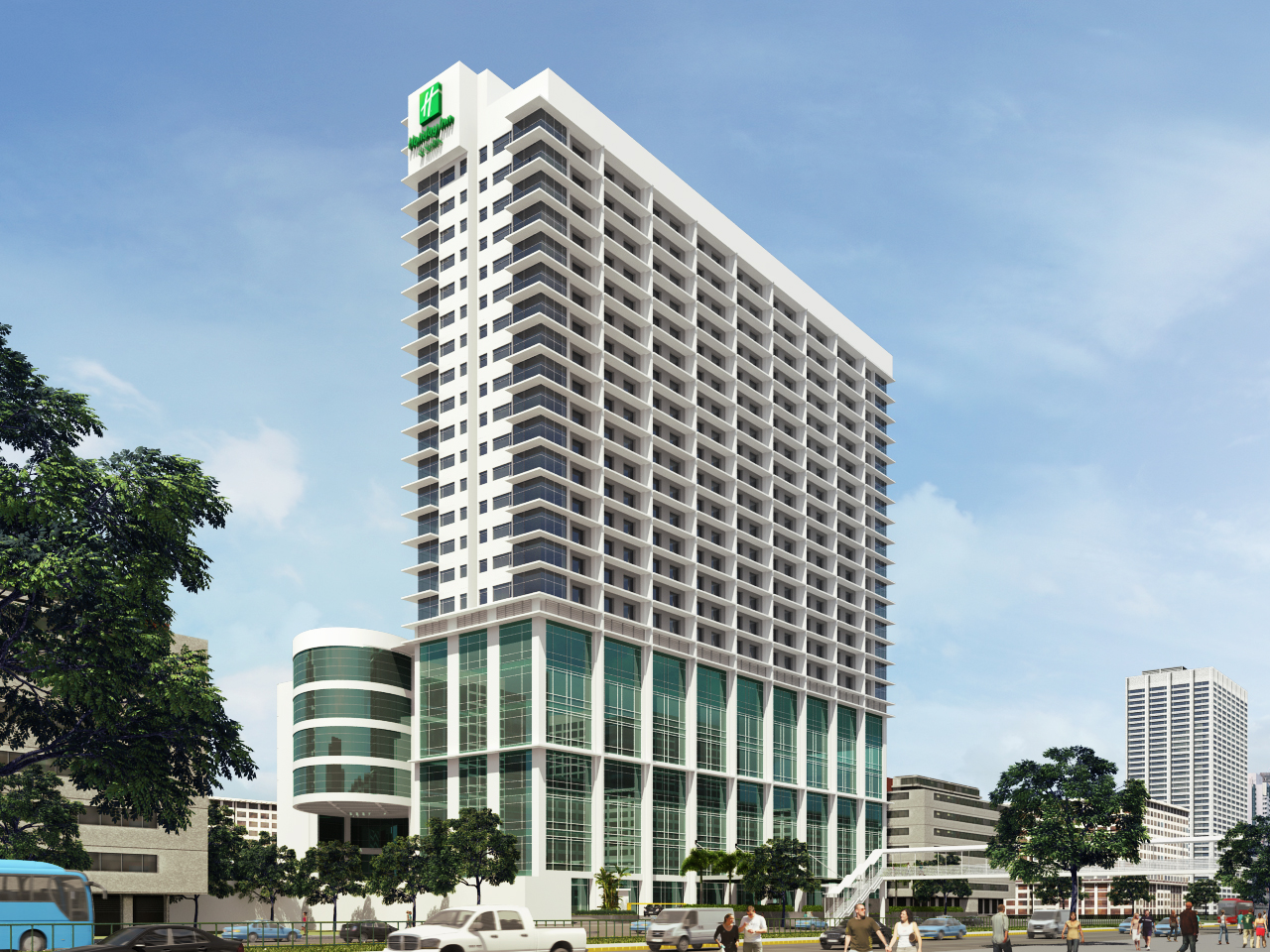 Holiday Inn Buka Hotel Baru di Jakarta