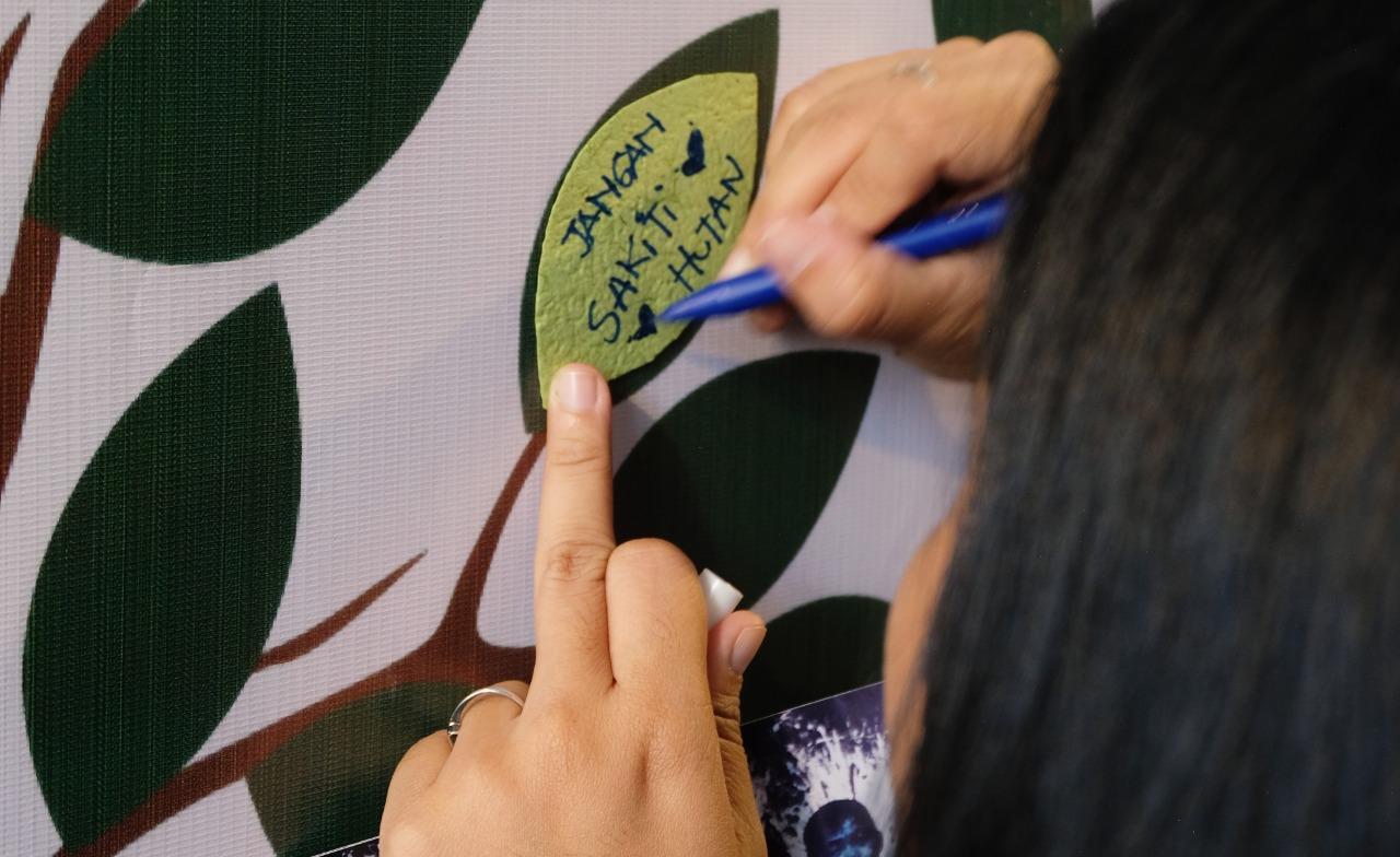 Artotel Dukung Konservasi Hutan di Kalimantan