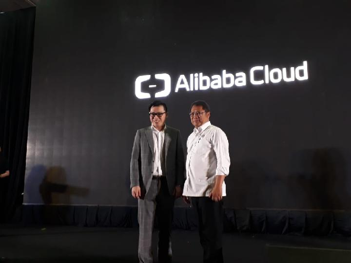 Program Alibaba Cloud Dorong Indonesia Go Digital