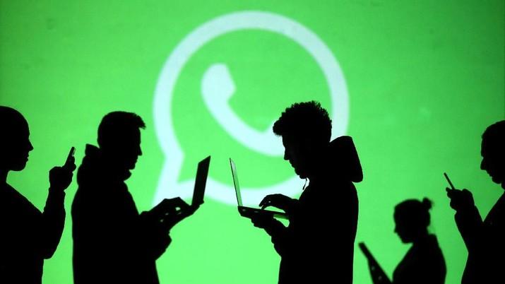 Pembatasan Pesan yang Diteruskan Melalui WhatsApp