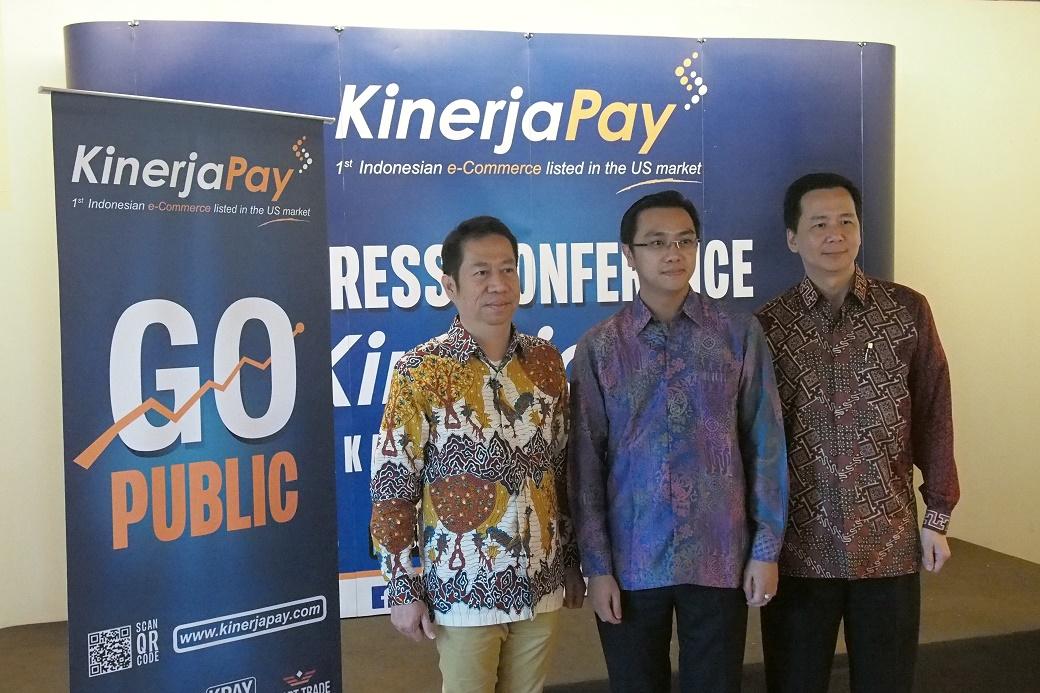 Startup KinerjaPay Peroleh Investasi US$200 Juta dari Wahana Group