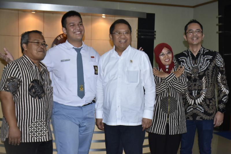 Pelajar Indonesia Juara 1 Asia Pasific Top Coders Minecraft Competition