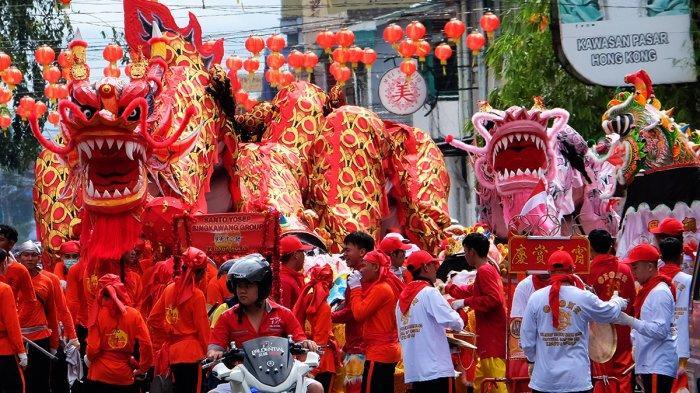 Perayaan Cap Go Meh 2019 di Sejumlah Kota di Indonesia