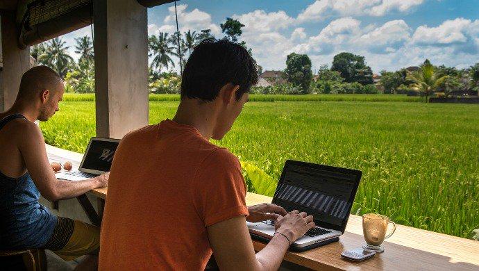 Dua Co-Working Space di Bali Merger: Hubud dan Dojo