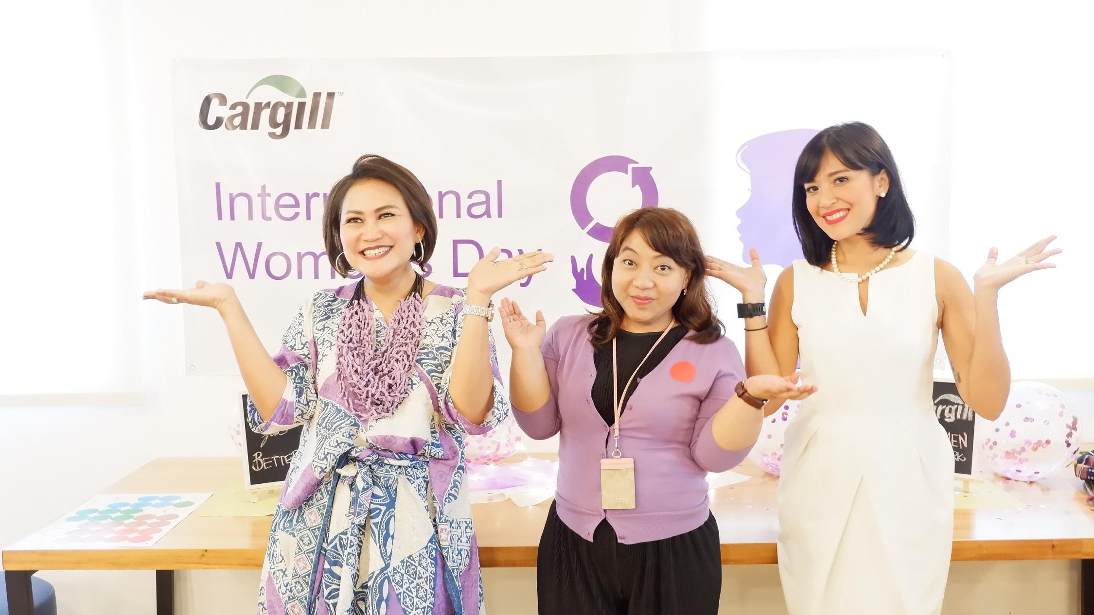 Cargill Ajak Wanita Indonesia Jadi Lebih Sehat