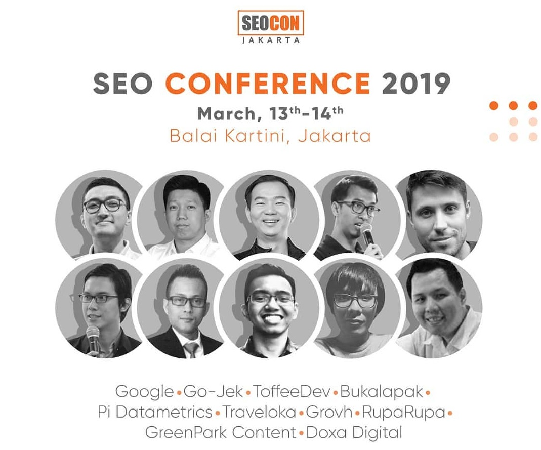 Ayo, Ikuti SEO Conference 2019