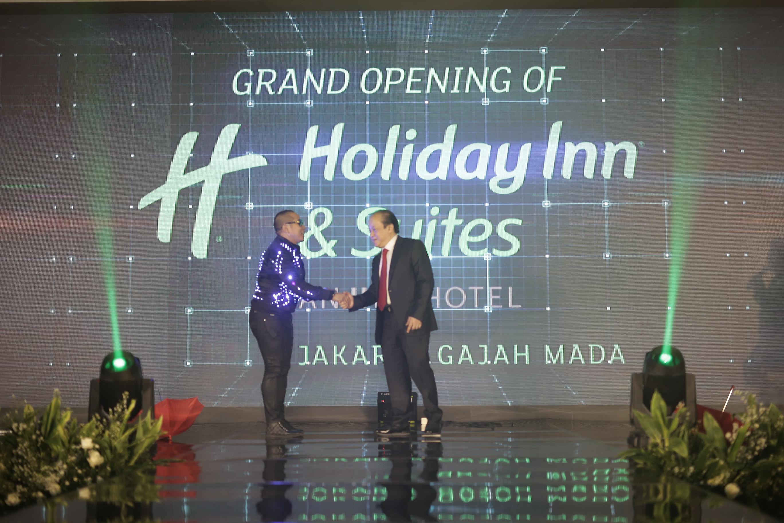 Grand Opening Holiday Inn & Suites Jakarta Gajah Mada