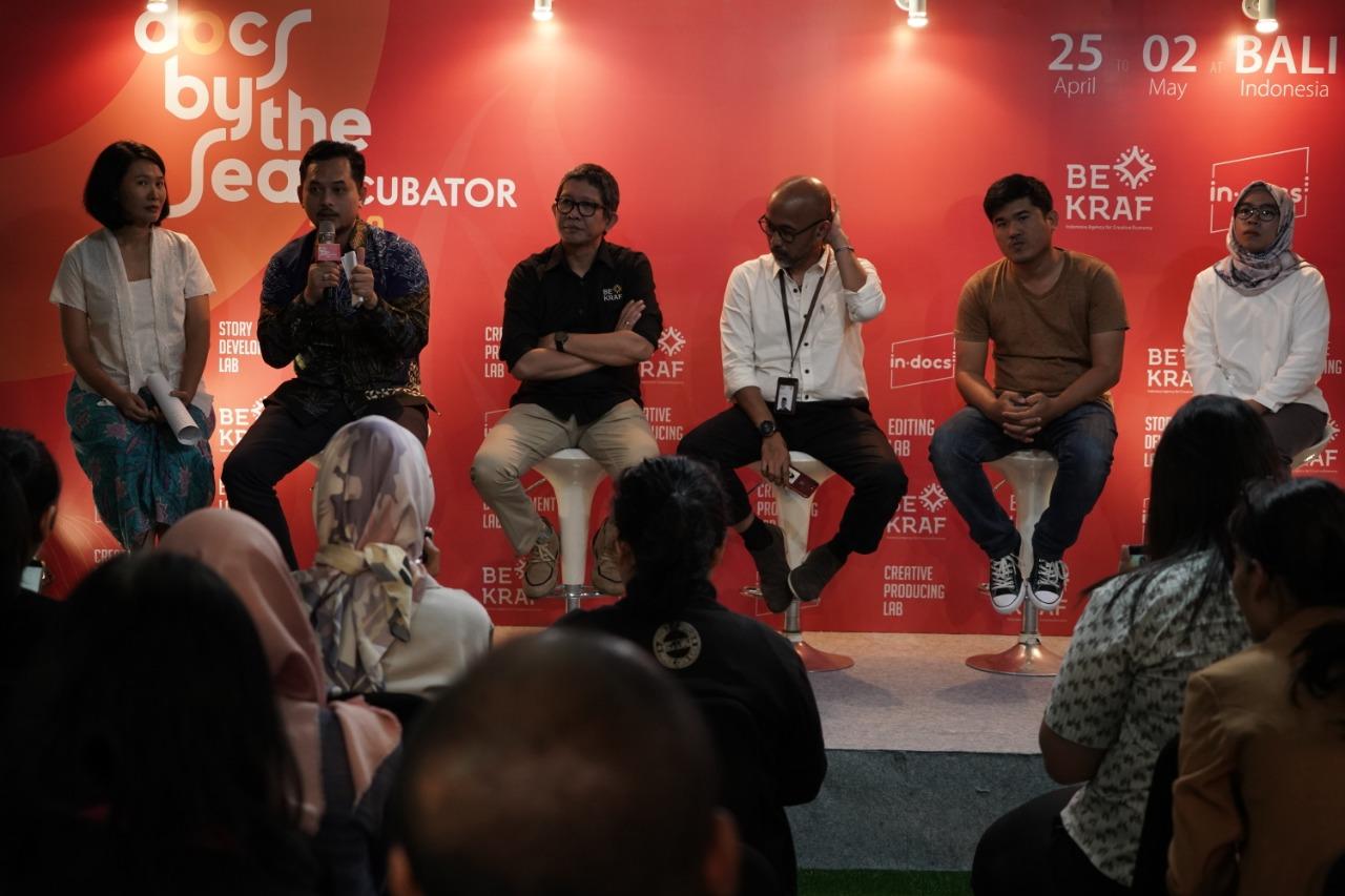 Program inkubator Perfilman Tahun ke Tiga Hadir Kembali