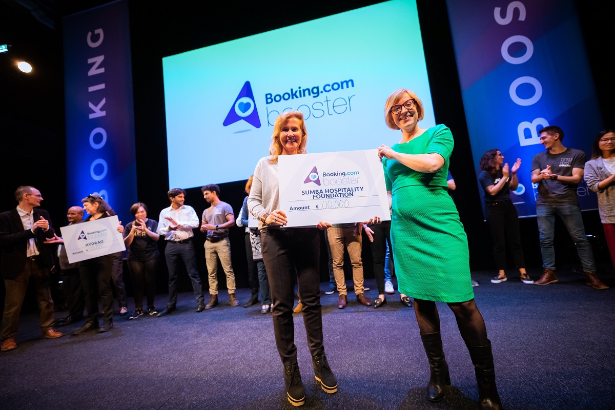 Booking Booster 2019 Beri Dana Hibah € 2 Juta untuk 10 Startup