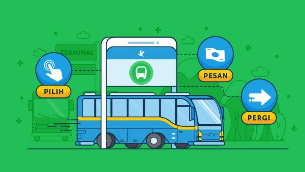 Menteri Budi Karya Pembeli Tiket Bus Seharusnya Beralih Ke Online