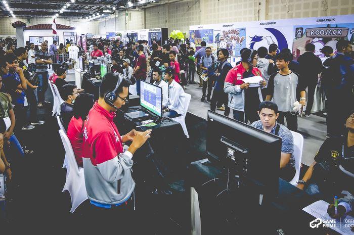 Jangan Lupa, Akhir Pekan Kunjungi Bekraf Game Prime 2019