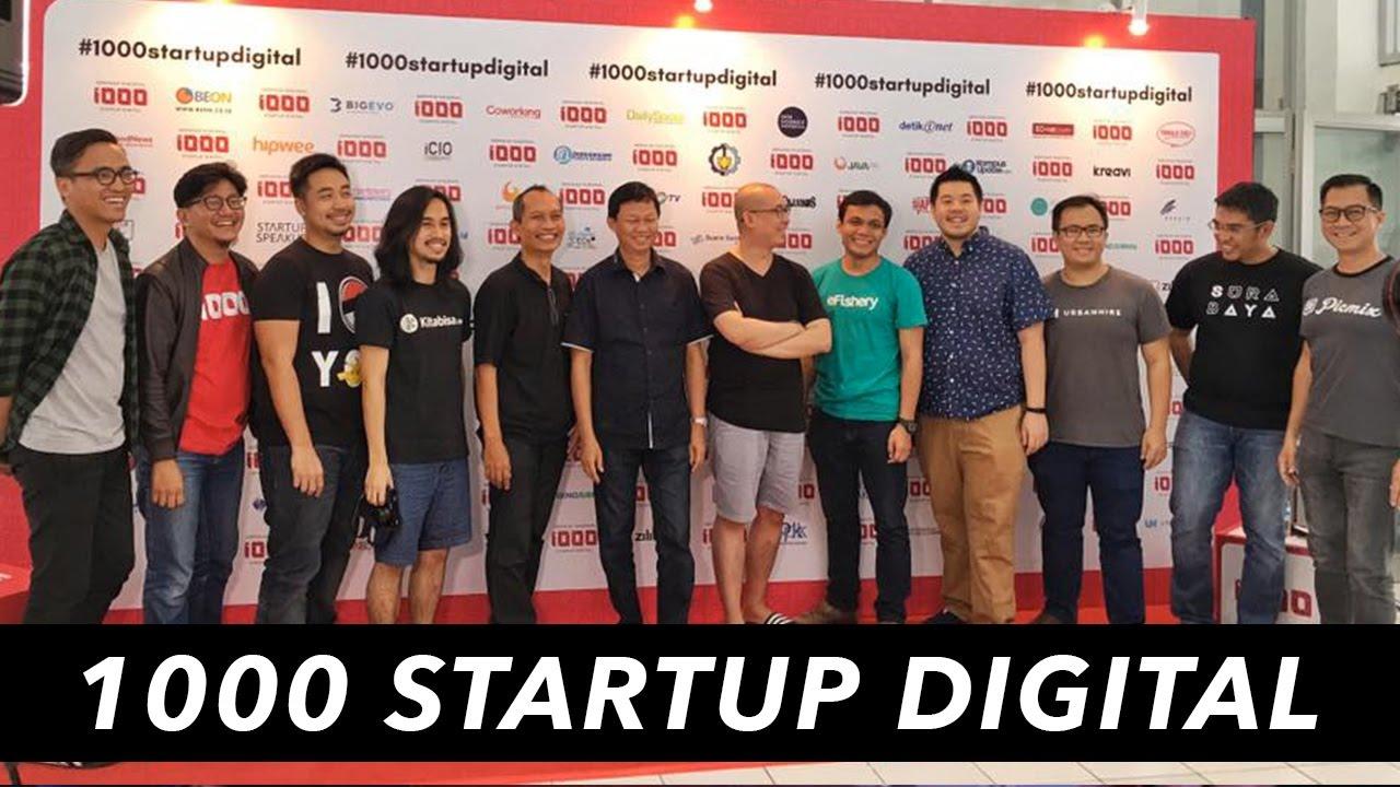 Yuk Gabung dalam Gerakan 1000 Startup Digital