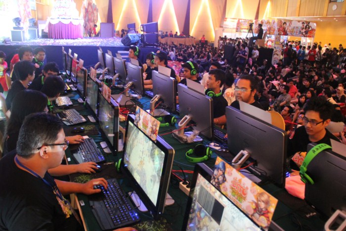Bekraf Kirim 8 Game Developer Lokal ke Ajang Game Connection 2018