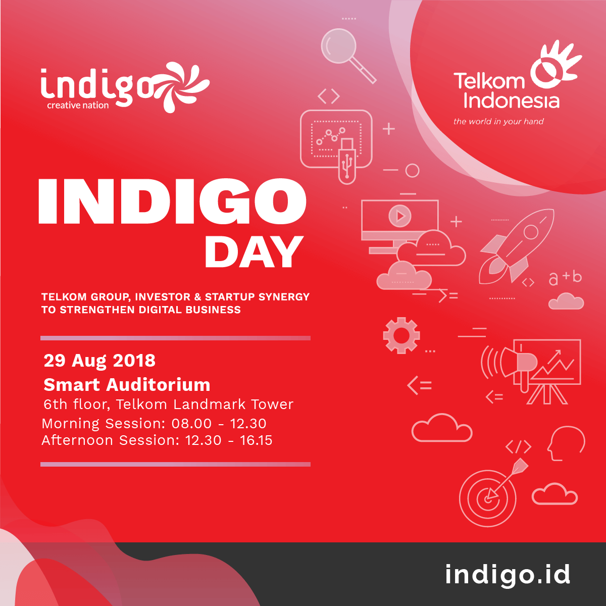 Lusa, Program Indigo Creative Nation akan Gelar Indigo Day