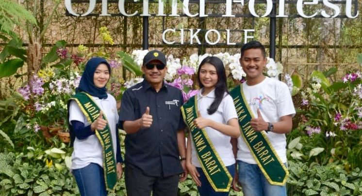 Orchid Forest Cikole Jadi Co-Branding Partners Wonderful Indonesia